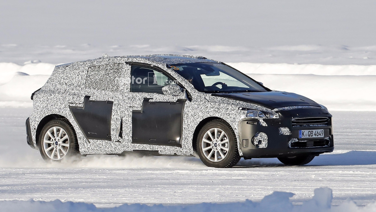 2018 - [Ford] Focus IV - Page 3 2018-ford-focus-spy-photo