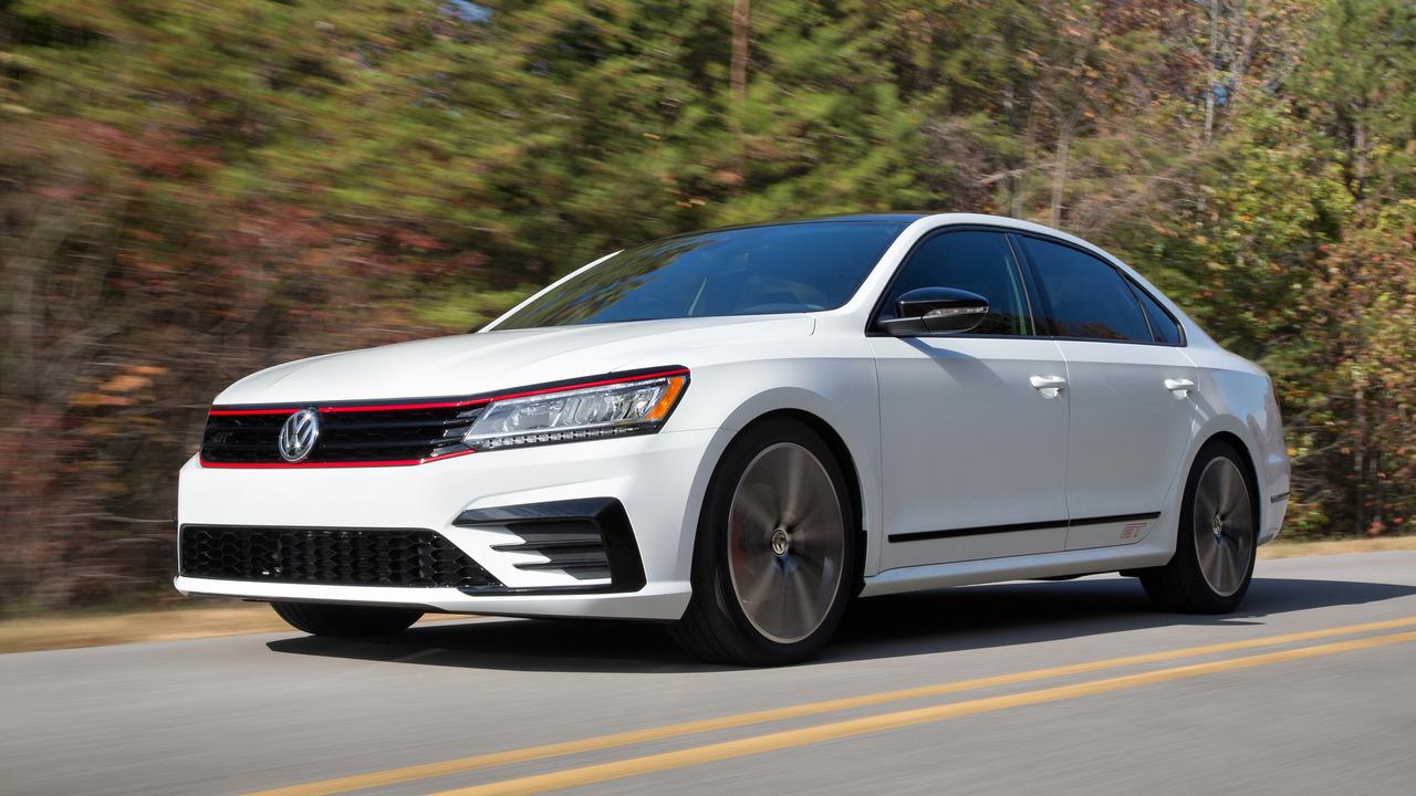 2011 - [Volkswagen] Passat US - Page 4 Volkswagen-passat-gt