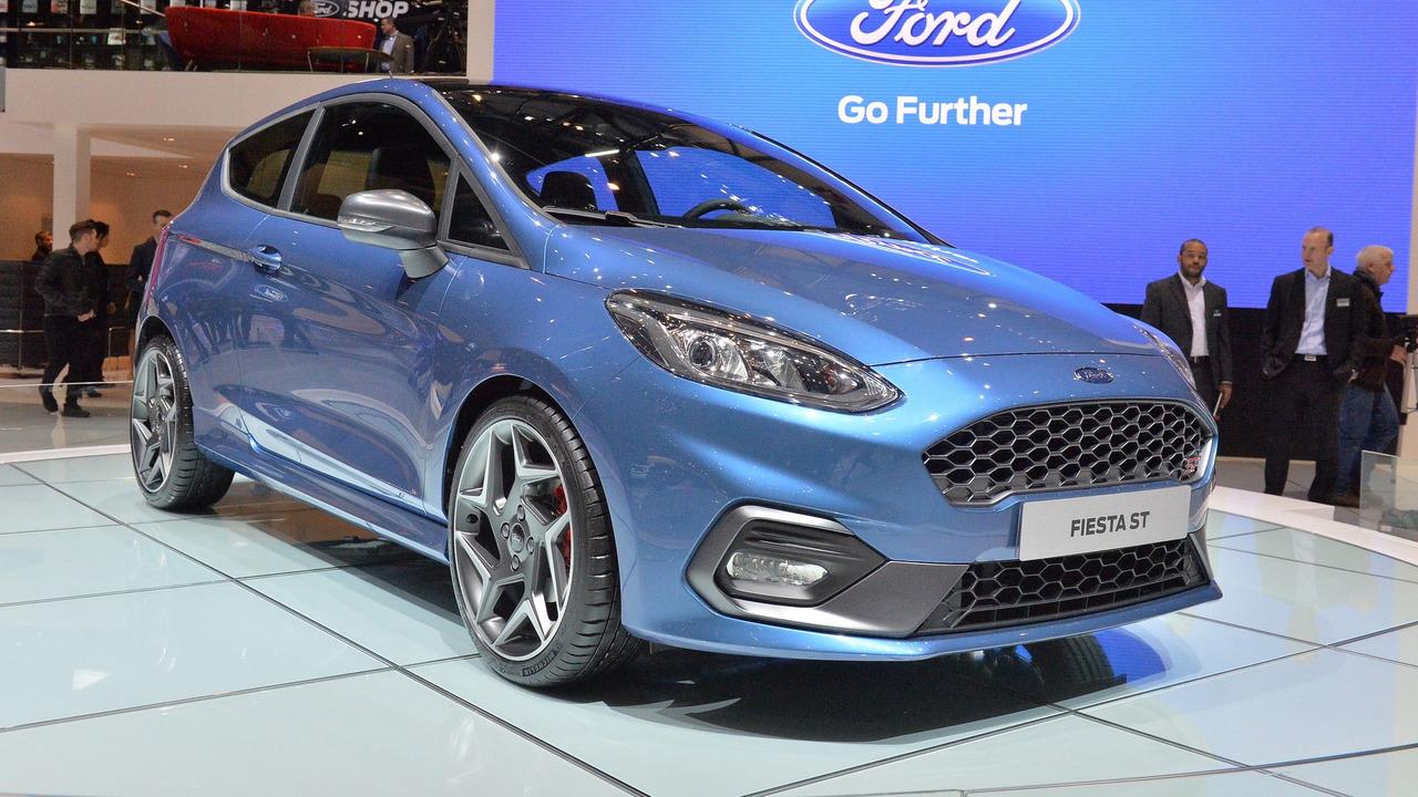 2017 - [Ford] Fiesta MkVII  - Page 13 2018-ford-fiesta-st