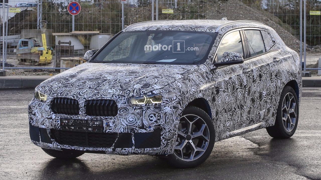 2017 - [BMW] X2 [F39] - Page 5 Bmw-x2-spy-photo1