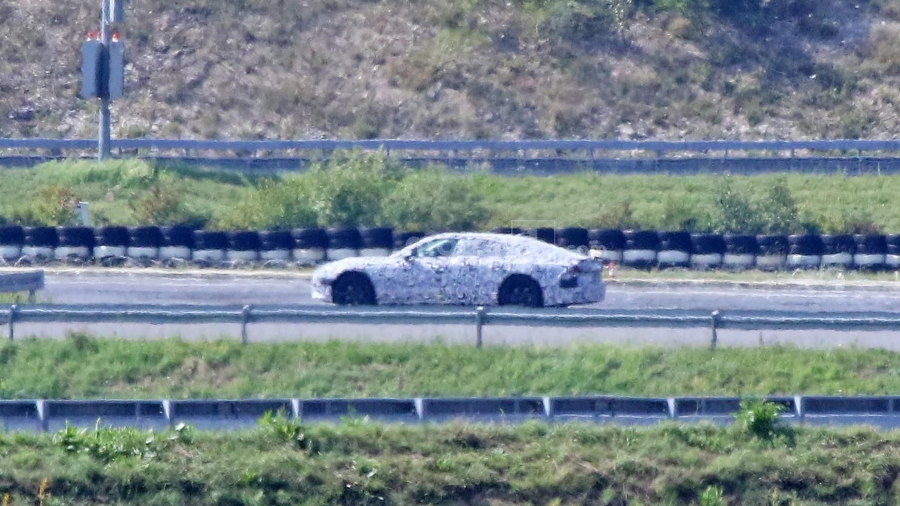 2017 - [Audi] A7 Sportback II 2018-audi-a7-sportback-spy-photo