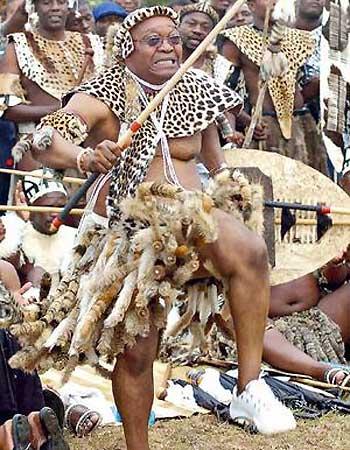 L'haitien a-t-il honte de ses origines? - Page 2 Zuma