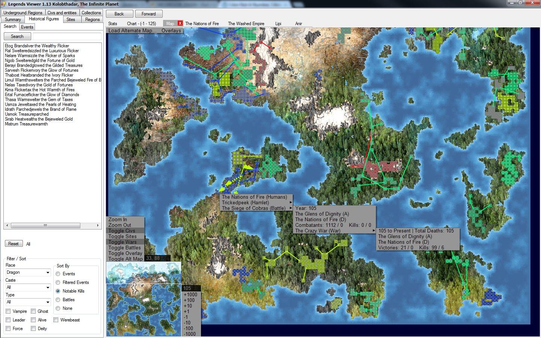 Dwarf Fortress [Juego muy dificil] - Página 3 LegendsViewer01