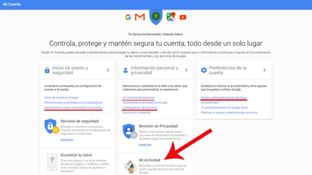 Cómo averiguar todo lo que Google sabe de ti _90389907_espia2