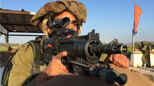 جنود إسرائيل العرب... وثائقي بي بي سي الجديد _92311729_2