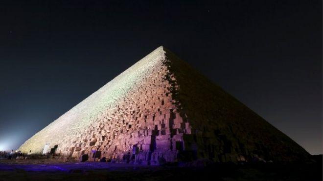 Egypt pyramids scan finds mystery heat spots _86601369_6a0f3ac8-6b6d-4b0a-b8a7-23f5f620b3e6