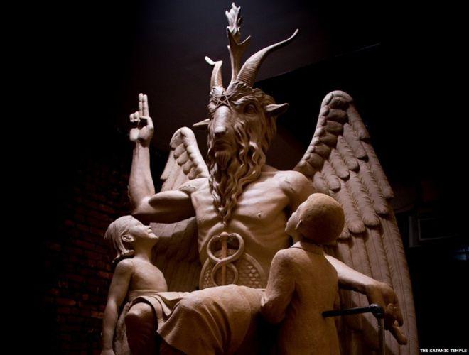 Une statue satanique inaugurée à Détroit  - Page 2 _84518725_hi028048367