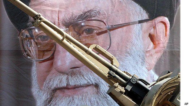 """الاندبندنت: """"إيران بوسعها هزيمة تنظيم الدولة الإسلامية"""" 150819023922_ayattollah_640x360_ap"""