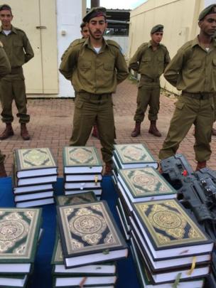 جنود إسرائيل العرب... وثائقي بي بي سي الجديد _92311731_1