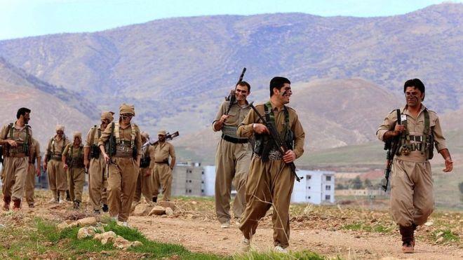 أكراد إيران: عودة لساحات التمرد _90146535_gettyimages-460200326