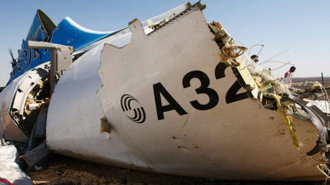 Russia plane crash: Egypt launches inquiry into bomb claims _86574946_21bb2044-fa64-4230-9a84-bf8da518e01e