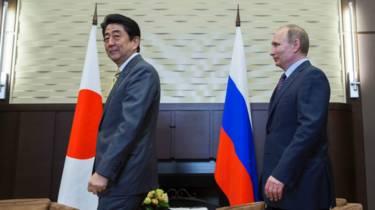 Rusia instalará una base en las islas por las que nunca hizo las paces con Japón. 160507005602_abe_putin_624x351_getty_nocredit