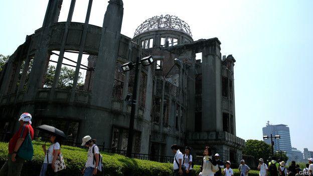 ¿Por qué Hiroshima y Nagasaki están habitadas y Chernóbil no? 150807154437_sp_hiroshima_624x351_getty