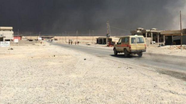 """هل يستعد تنظيم """"الدولة الإسلامية"""" لمعركة مروعة في الموصل؟ 160915164630_mosul_640x360_bbc_nocredit"""