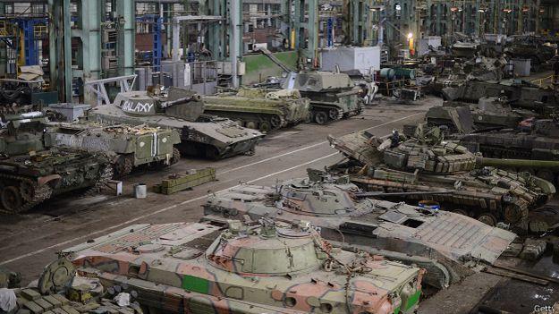 Producción y comercio de armamento. Un negocio en alza. - Página 4 150318151051_rebel_tank_624x351_getty