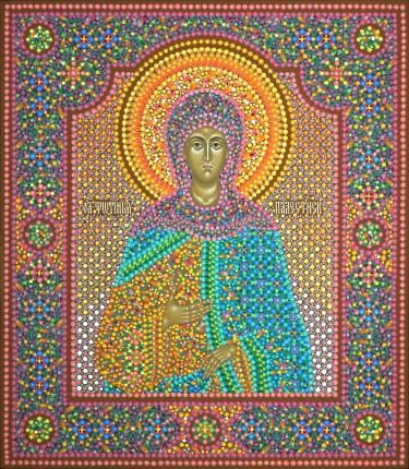 26 февраля Житие святой преподобной Фотинии (Светланы) Палестинской Icon_fotina_palestinskay_430