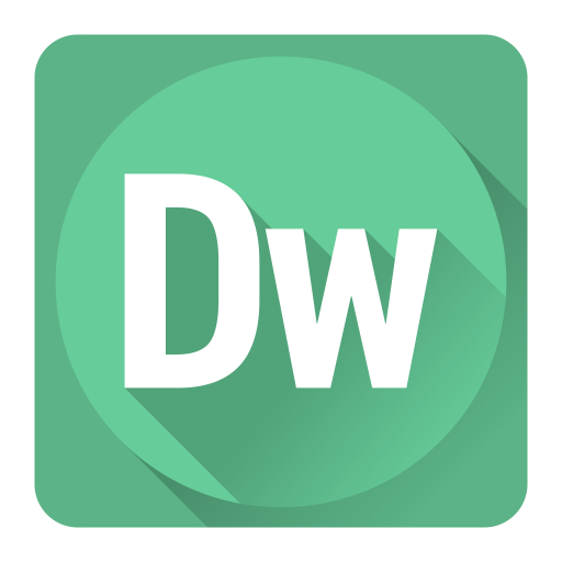 「CMS」BrainCMS_NL. DreamWeaver-icon