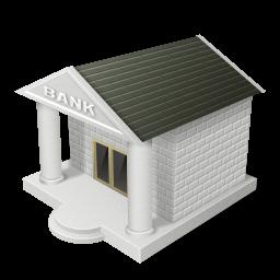 خدمة الدفعات Bank-icon