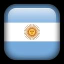 Olympique de Marseille Argentina-Flag-icon