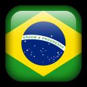 Olympique de Marseille Brazil-Flag-icon