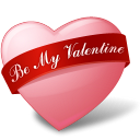 Iconset: Vista Love Icons by Icons-Land  Heart-BeMyValentine-icon