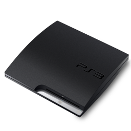 Mercadillo de Antoñito:Complementos de PS3 y Juegos, pinturas y relacionados PS3-slim-hor-icon