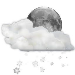 Lundi 23 novembre 2015 - Page 2 Status-weather-snow-scattered-night-icon