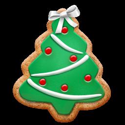 R3-XP10R3 [AI3] [♫] Christmas-cookie-tree-icon