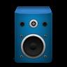Plug.Dj/Faval Speaker-brightBlue-icon