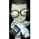 Atti, triathlète de la déchéance.... - Page 13 Geek-zombie-icon
