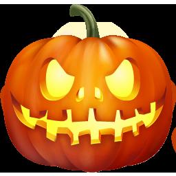 Честит Хелоуин! Pumpkin-icon