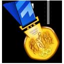 ODZNAKY Gold-medal