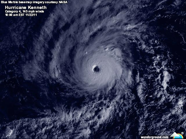 Hurricane Iselle Headed Towards Hawaii….Gaia Energy Masters, Shaman and Grid Workers: CALL TO ACTION  Kenneth_nov22