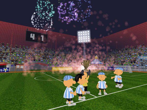 Jeux a telecharger Bolzplatz-celebration
