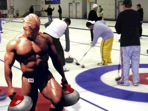 je vise le maillot à pois - Page 3 Curling