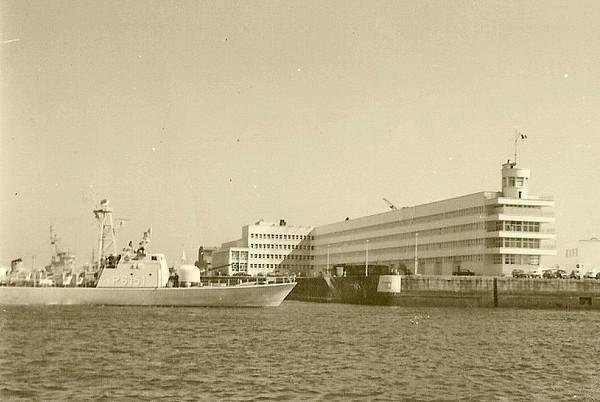[Activité des ports hors Marine] LE PORT DE CHERBOURG - VOLUME 001 Cherbourg2