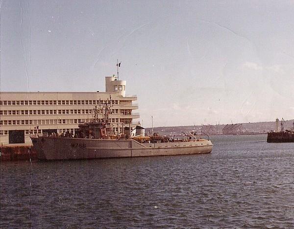 [Activité des ports hors Marine] LE PORT DE CHERBOURG - VOLUME 001 Cherbourg3