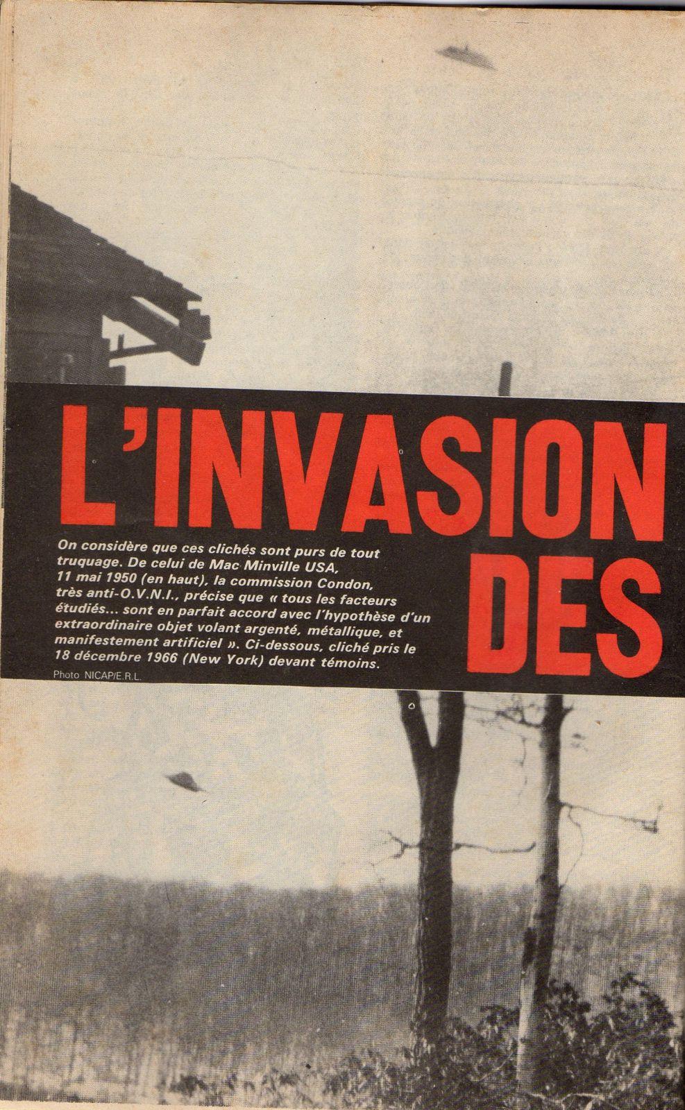 (1976) : HISTORIA Hors série, Les soucoupes volantes. Page-20