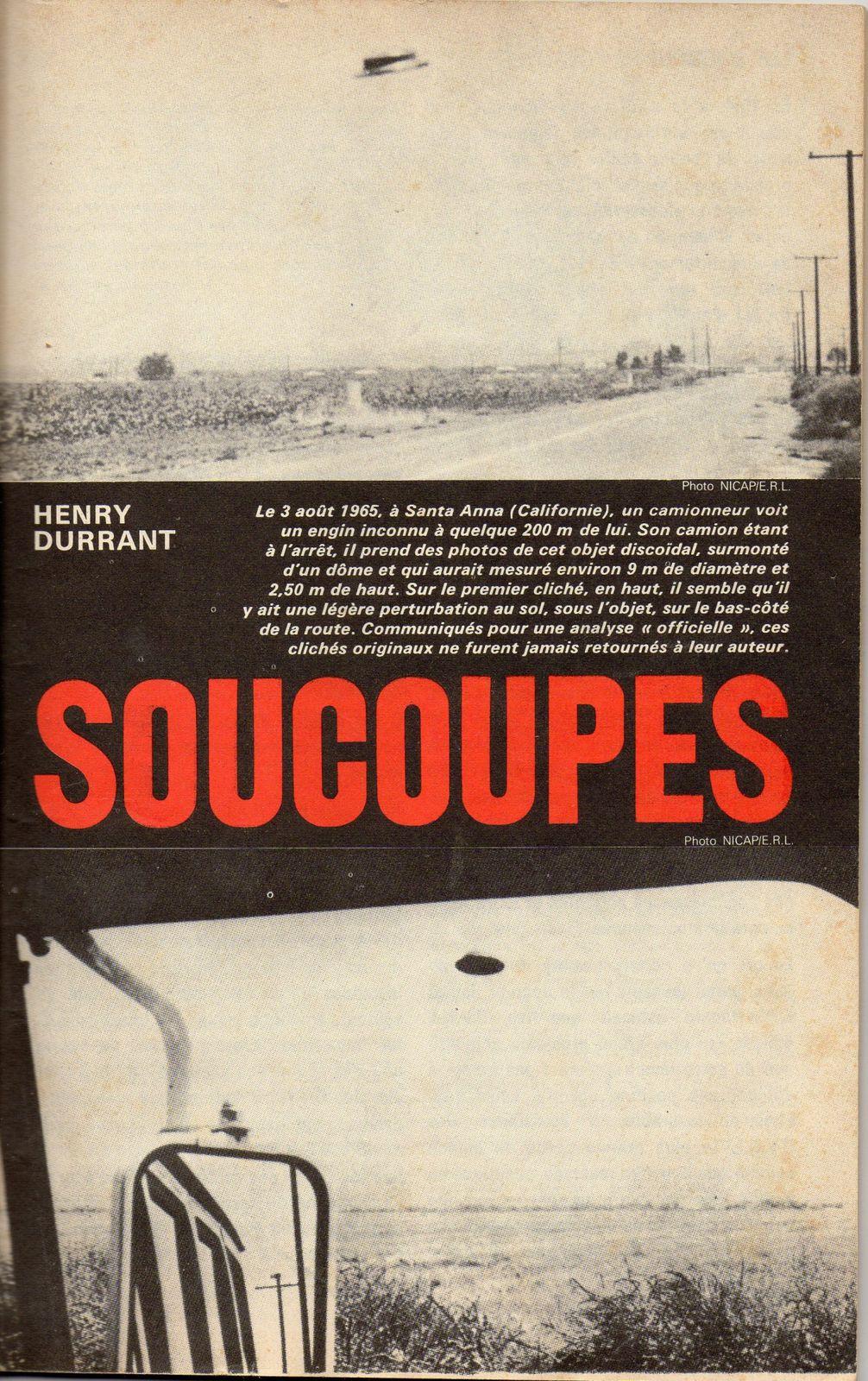 (1976) : HISTORIA Hors série, Les soucoupes volantes. Page-21