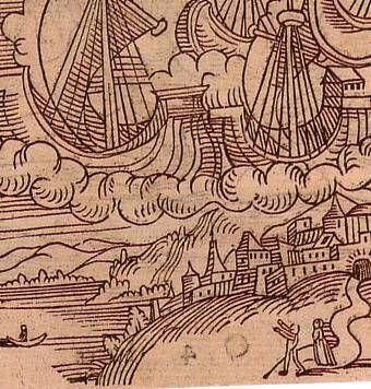 Des Ovnis au Moyen-Age Ovni-moyen-age-medieval
