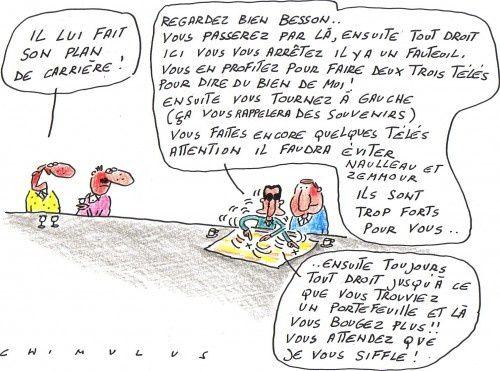 Les transfuges avec papiers Sarkozy-remaniement-besson-hortefeux_6