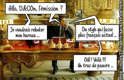 Médias, Télévision d'Etat, Propaganda Staffel Sarkozy-chomage-technique-5