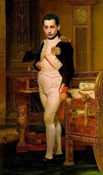 Louis II de Bavière = Sarko ? Sarkoleon