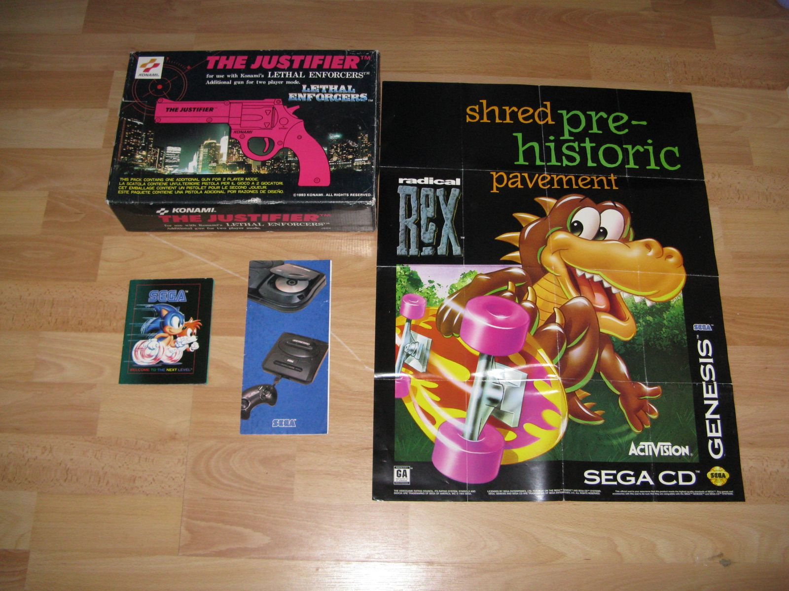 Collection 100 % Mega CD! Full set mega cd pal in!! et Mega LD! - Page 2 Divers-2354
