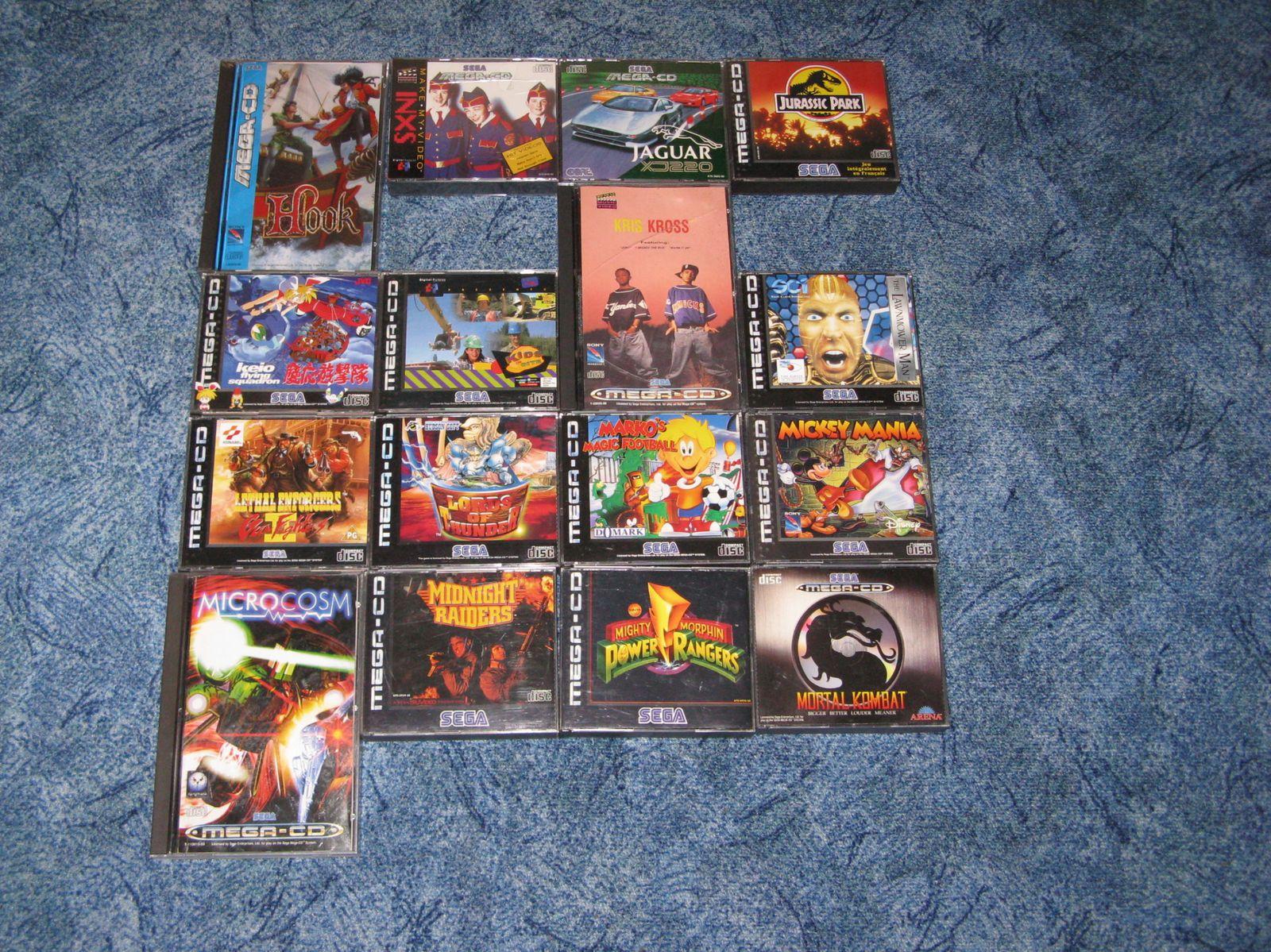 Collection 100 % Mega CD! Full set mega cd pal in!! et Mega LD! Full-set-mega-cd-pal-2413