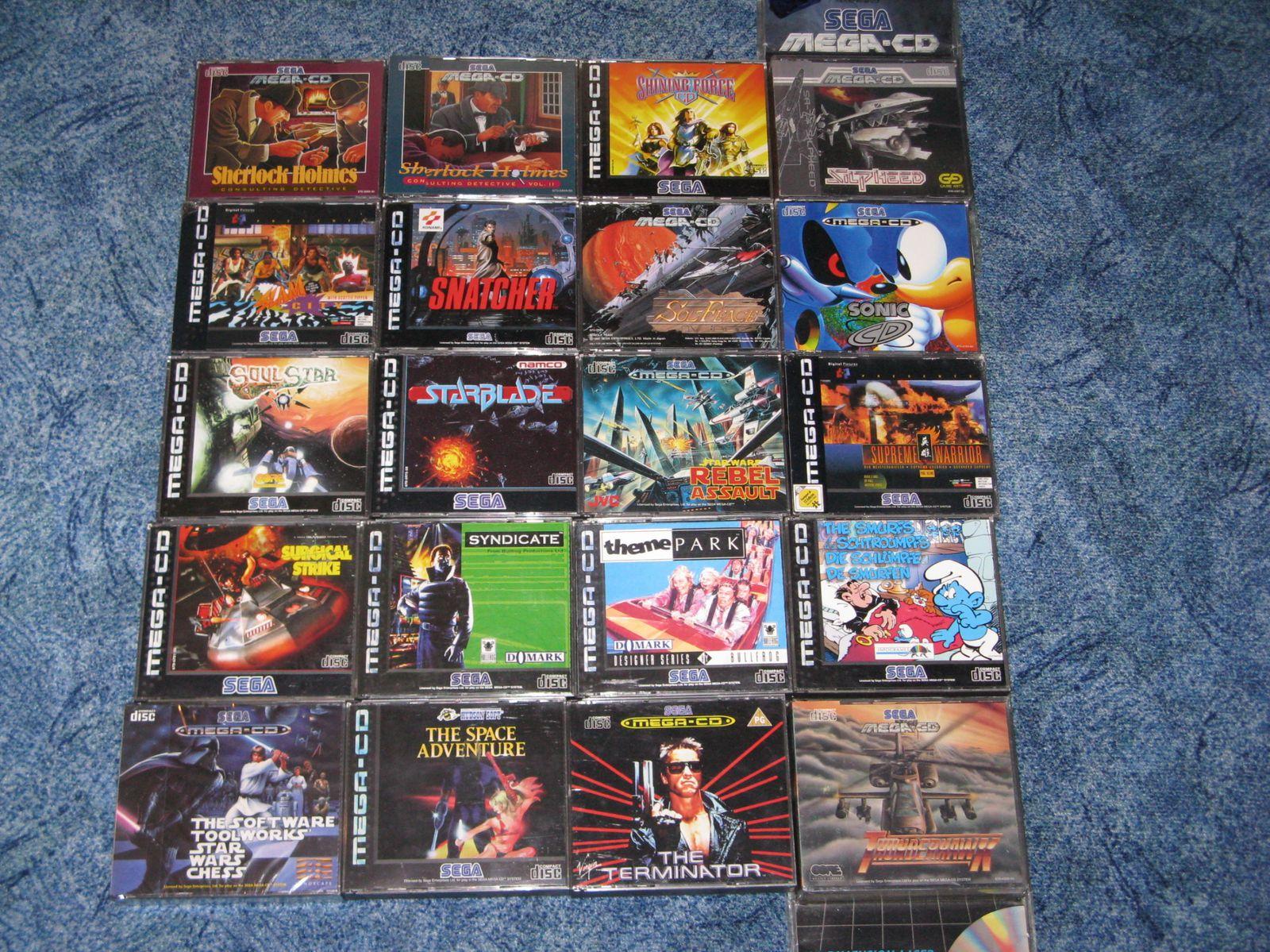 Collection 100 % Mega CD! Full set mega cd pal in!! et Mega LD! Full-set-mega-cd-pal-2415