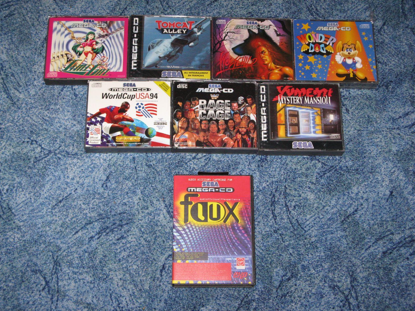 Collection 100 % Mega CD! Full set mega cd pal in!! et Mega LD! Full-set-mega-cd-pal-2416