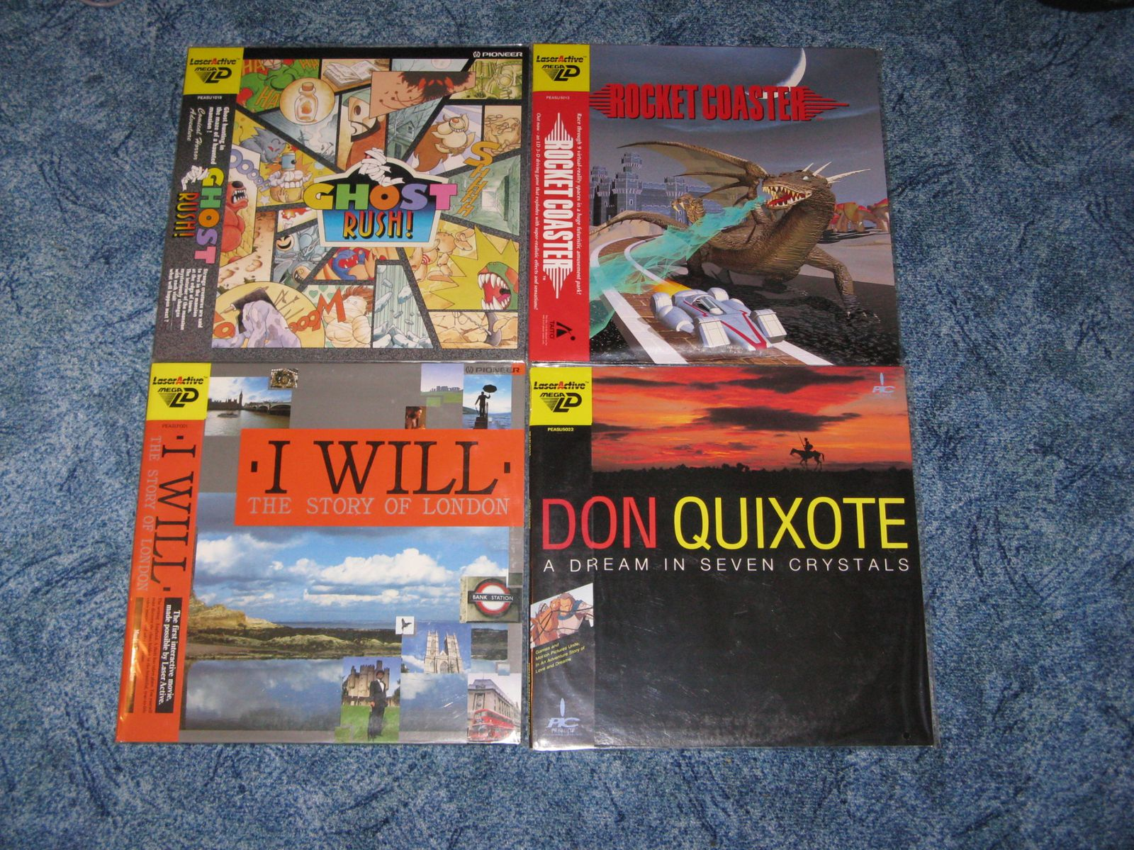 Collection 100 % Mega CD! Full set mega cd pal in!! et Mega LD! - Page 2 Laseractive-et-Mega-LD-2424