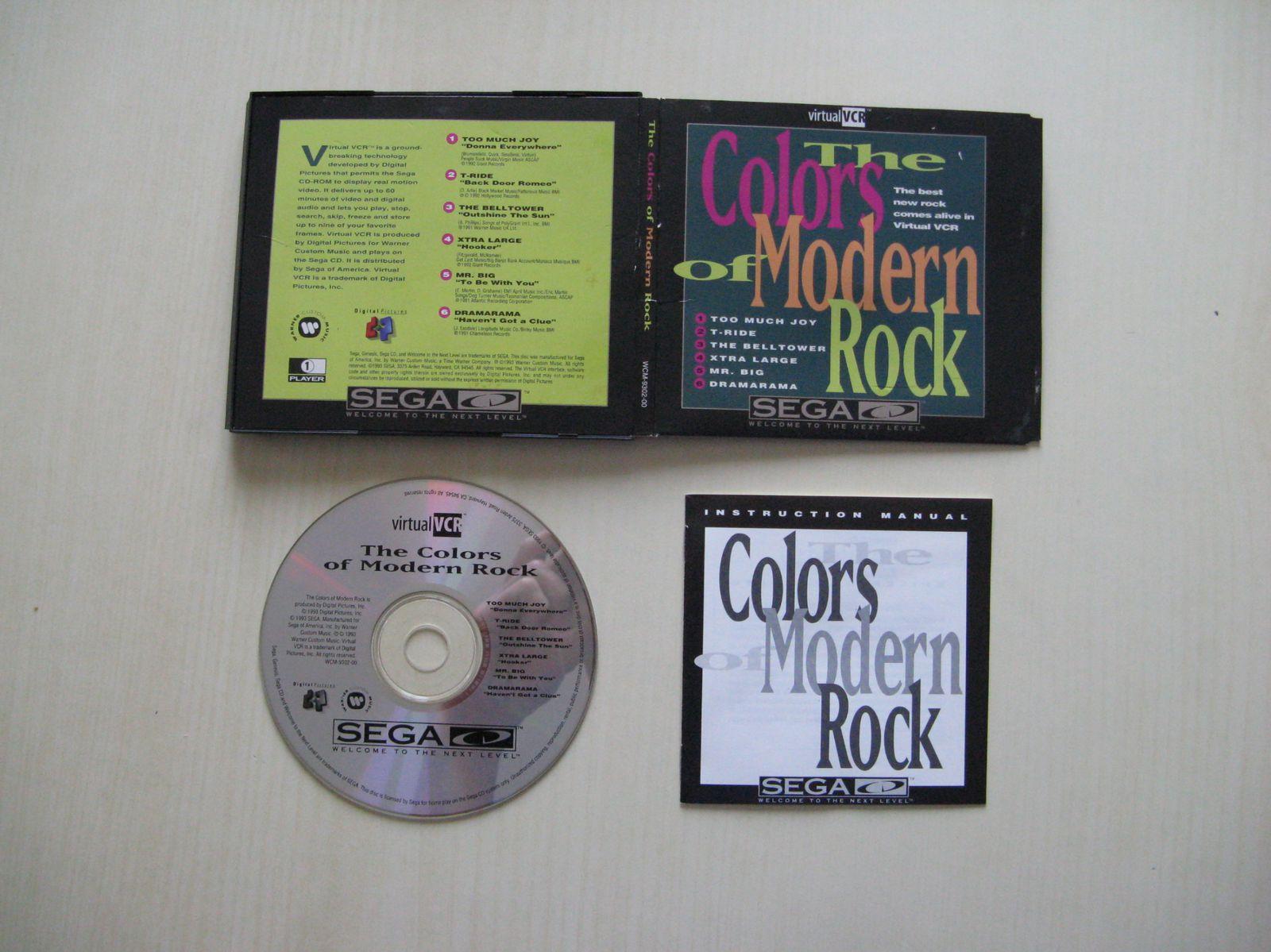 Collection 100 % Mega CD! Full set mega cd pal in!! et Mega LD! - Page 2 Les-jeux-Sega-cd-US-en-photo--2351