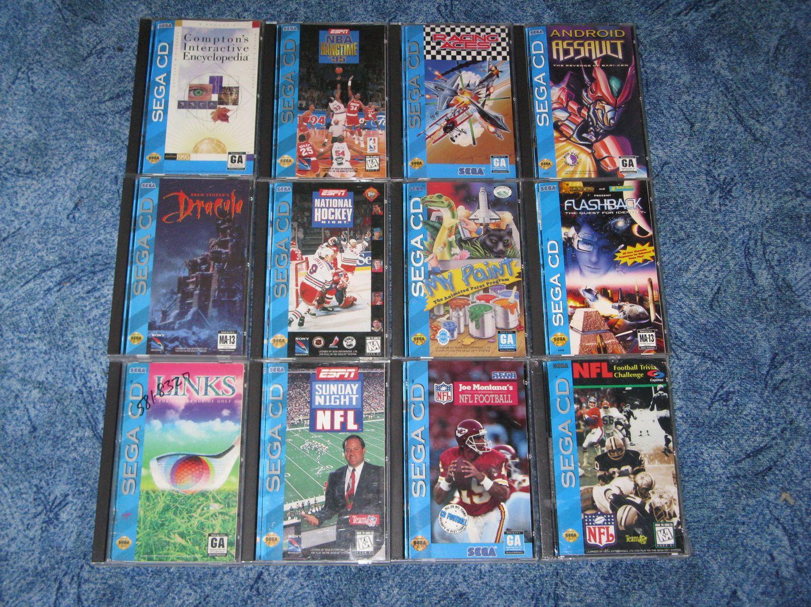 Collection 100 % Mega CD! Full set mega cd pal in!! et Mega LD! - Page 3 Les-jeux-Sega-cd-US-en-photo--2378